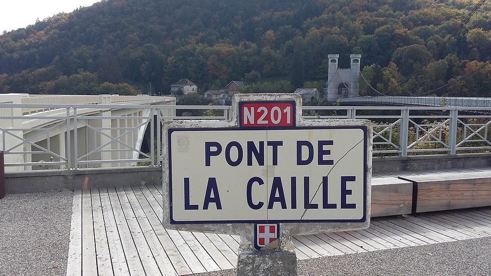 La Caille's Bridges