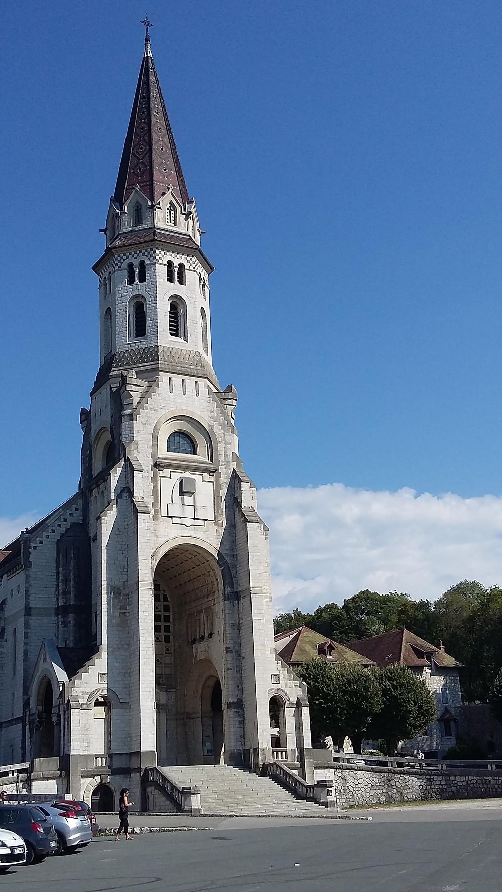 Visitation church Annecy