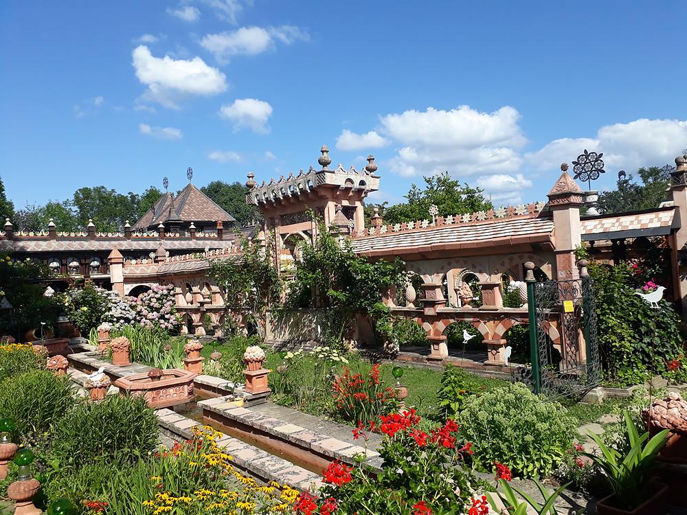 jardin secret vaulx annecy