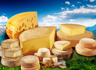 Cheeses of Savoie