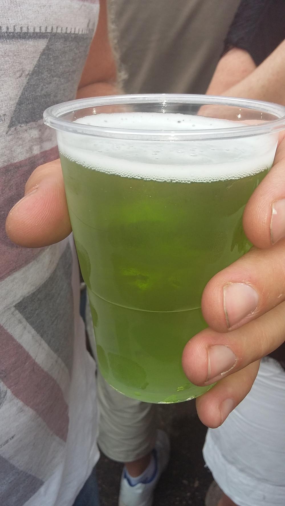 photo of genepi beer
