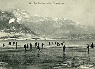 Lake Annecy in 1890