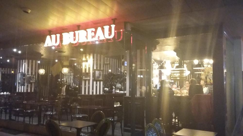 Bureau restaurant Annecy