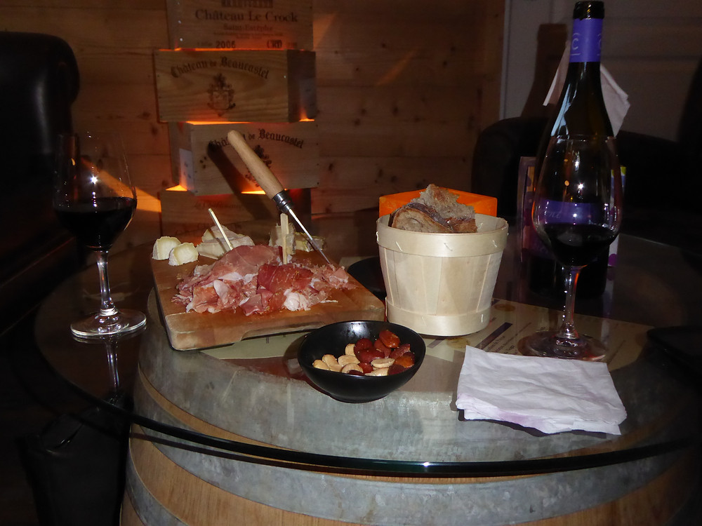 wine bar Annecy