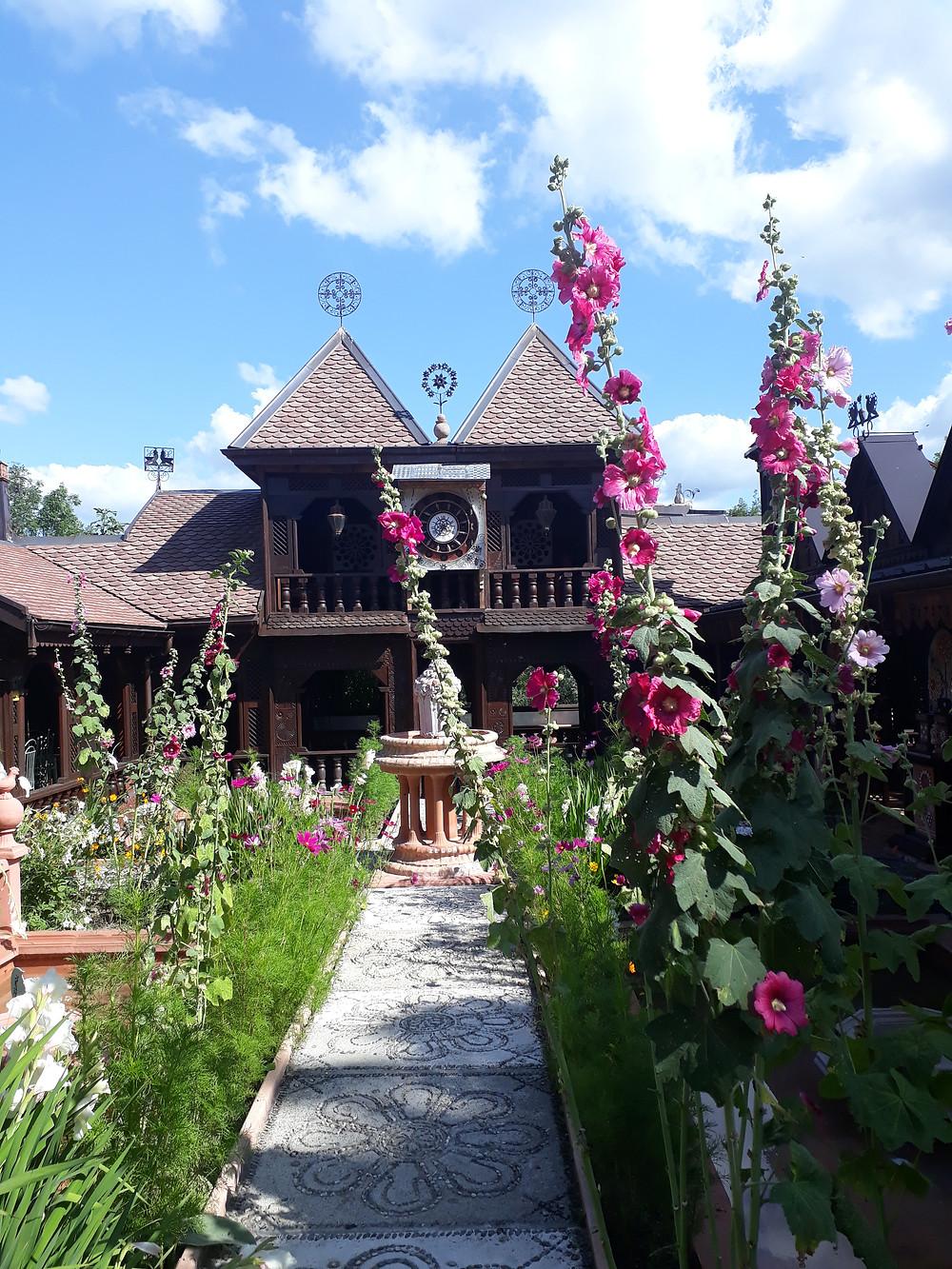 jardin secret vaulx