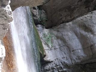 Angon Waterfall