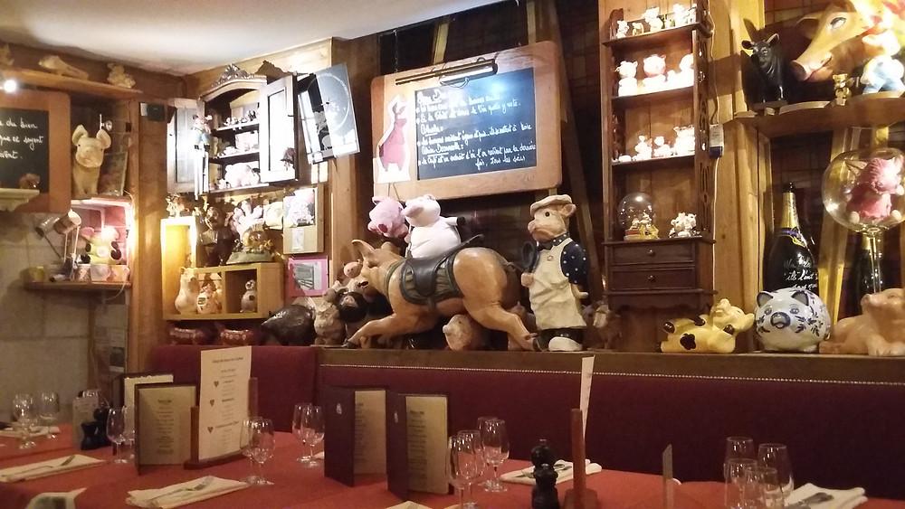 Cochon à l'oreille Restaurant