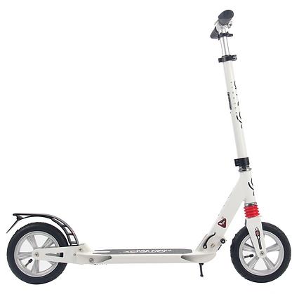 Самокат  для взрослых  PRIME  300 надувное колесо