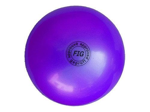 Мяч для художественной гимнастики профи синий