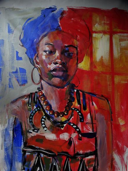 bella_acrylic on canvas_95x130_USD4000_1