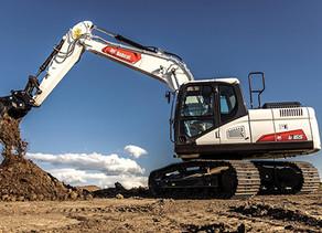 מחפר 19 טון חדש לבובקט.