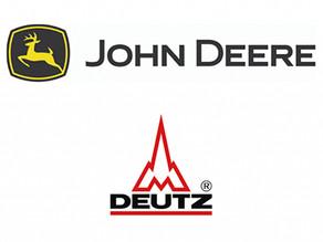 שיתוף פעולה בין ג'ון דיר מערכות חשמל ודויץ'.