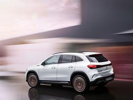 סדרה חדשה לתת‑מותג החשמל של מרצדס Mercedes-EQ.