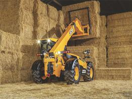 גי.סי.בי משיקה טווח חדש של מעמיסים טלסקופיים לחקלאות.