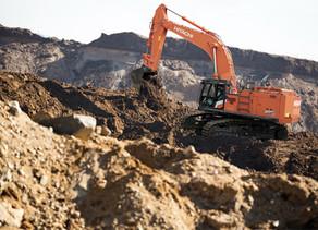 דור מחפרים גדולים חדש להיטאצ'י.