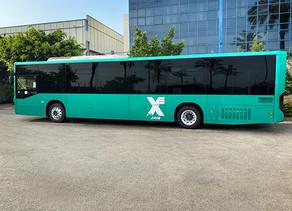 כלמוביל תספק לאגד 415 אוטובוסים של מרצדס.