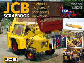 ספר חדש שחוגג את 75 שנות העסק של JCB יצא לאור.