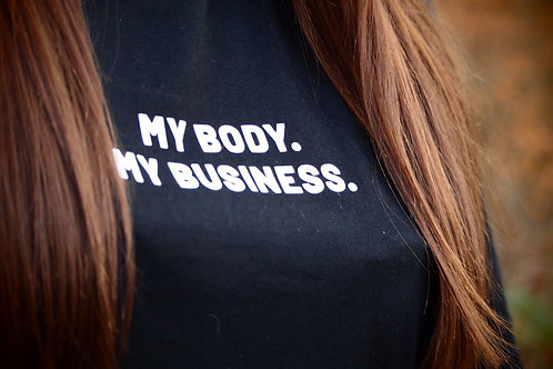 My Body. My Business.
