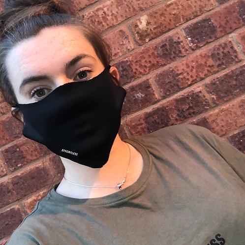 Effortless face covering