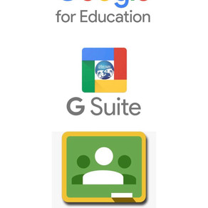 Google for Education / GSUITE / Classroom