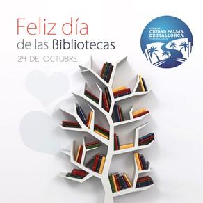 24 de Octubre. Día internacional de las Bibliotecas
