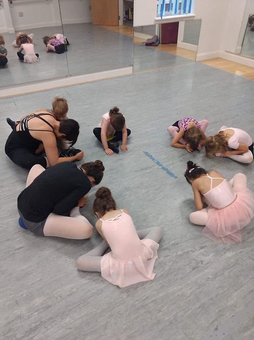 Pre-Primary Ballet