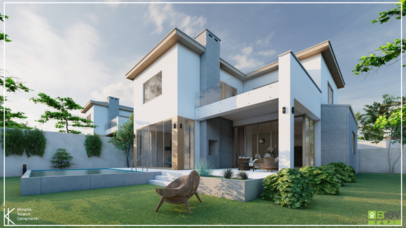Biev Yapı Villa Sitesi