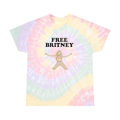 Free Britney Tie-Dye Tee