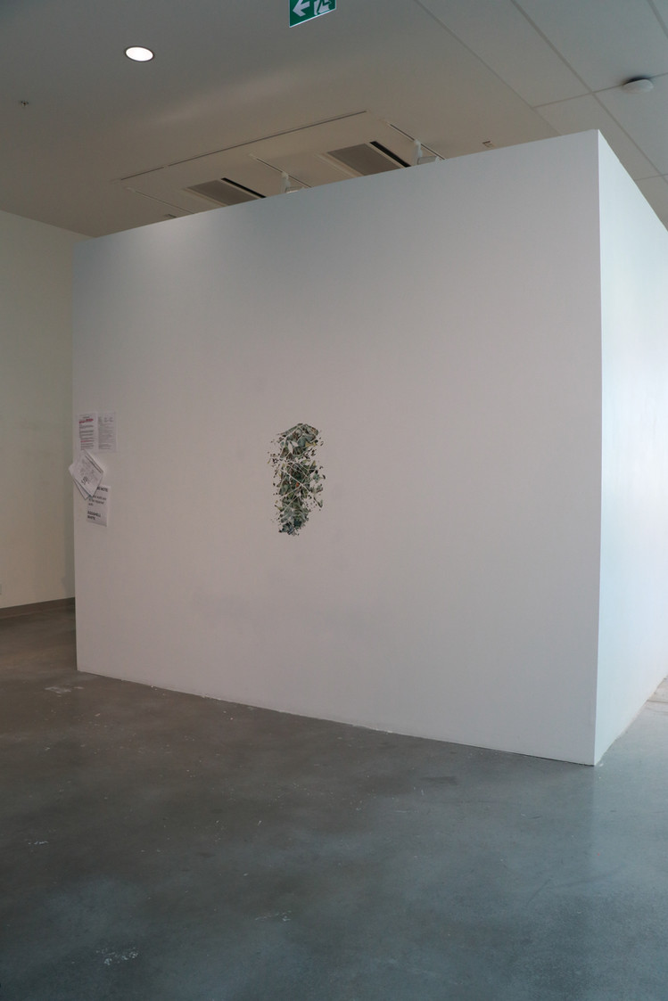 Hole in Wall (installation)