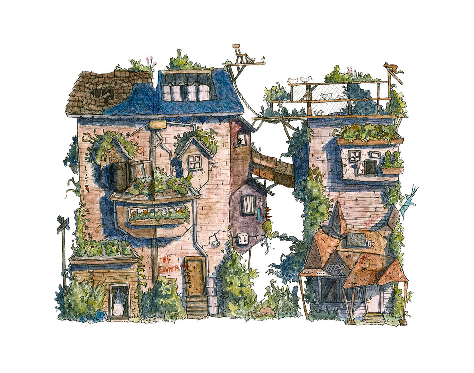 Permapunk Residence