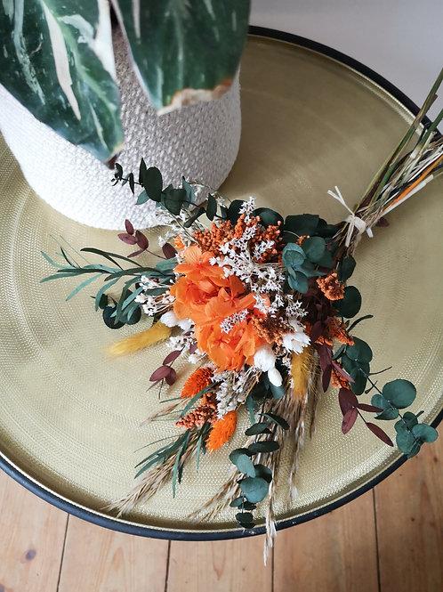 SUNSET - Bouquet de fleurs séchées