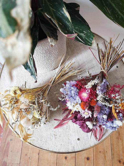 PICCOLO GRANDE - Bouquet de fleurs séchées