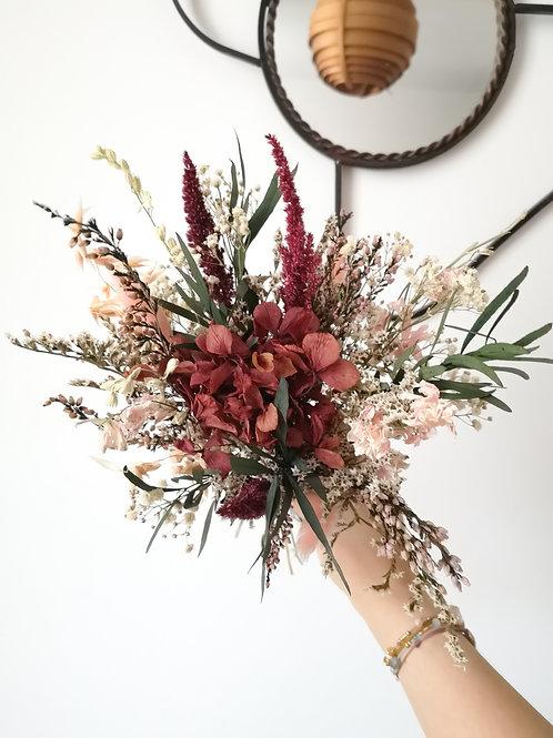 SILVA - Bouquet de fleurs séchées