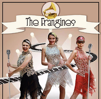The Frangines , ça chante juste, ça joue juste et c'est juste énorme !