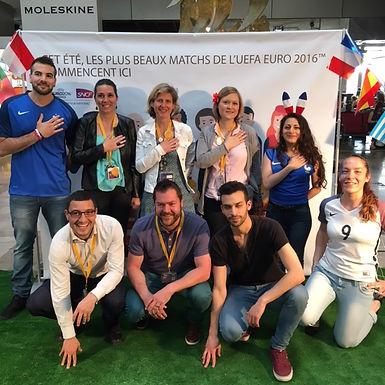 LPE partenaire de l'Euro 2016 !