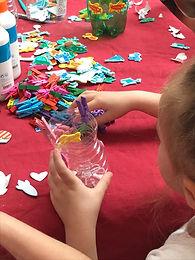 Atelier recyclo-créatifs