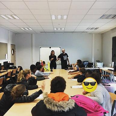 EVP : des textes, des musiques et des professeurs & des collégiens épanouis !