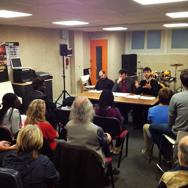LPE & le Conservatoire d'Asnières s'associent !