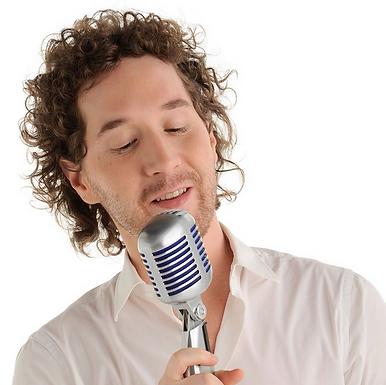 Nico Gabet chante l'amour à Drancy Avenir !
