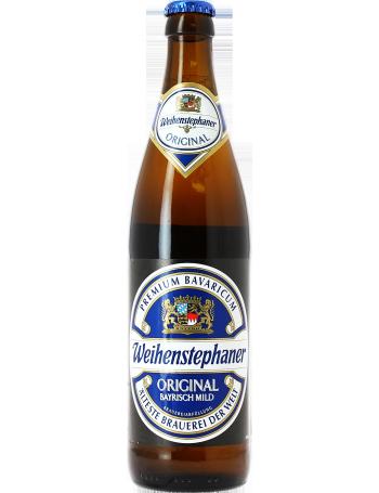3 Weihenstephaner Hefe Weissbier