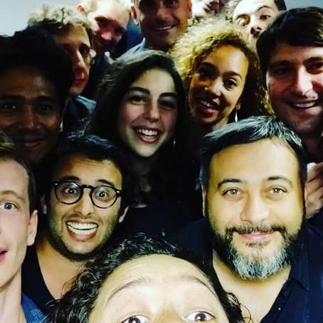 Eric Legnini revisited by LPE prend ses quartiers à Bois-Colombes
