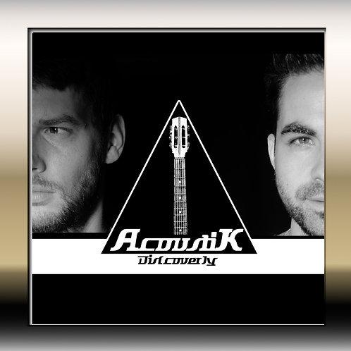 Album dis[cover]y - AcoustiK