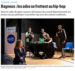 Bagneux au Rythme du Hip-Hop !