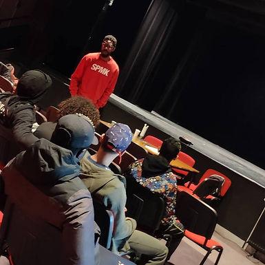 Hip-Hop & Citoyenneté avec Dandyguel !