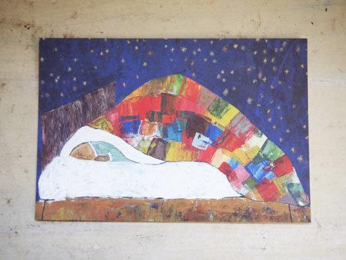postcard「聖夜」