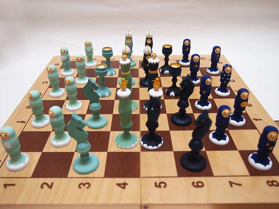 マトリョーシカチェス