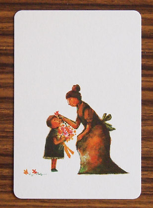 postcard「mother's day」