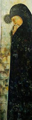 原画「嘆きの壁」