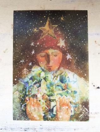 postcard「星のギフト」