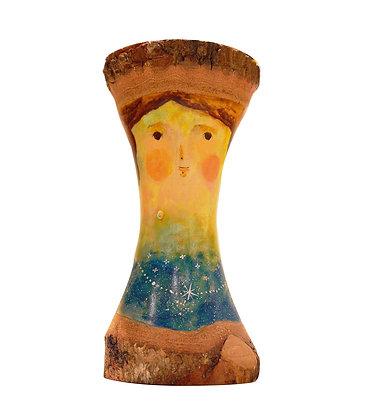 花瓶「水の精」